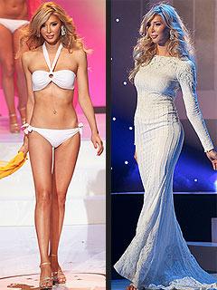 Transgender Miss Universe Contestant Makes Top 12