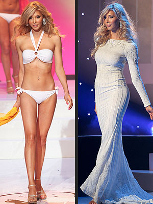 Jenna Talackova, Transgender Miss Universe Contestant, Makes Top 12