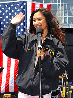 An Emotional Homecoming for Idol Jessica Sanchez
