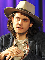 John Mayer Spins New Album for Fans | John Mayer