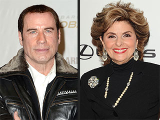Second John Travolta Accuser Hires Gloria Allred | John Travolta