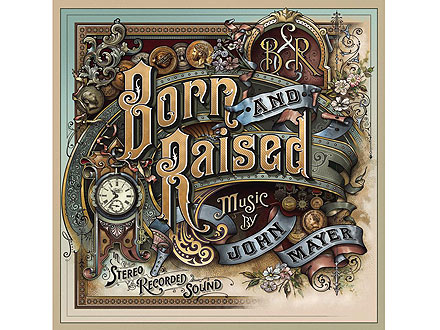 John Mayer's Born and Raised Is a Perfect Road Trip Album