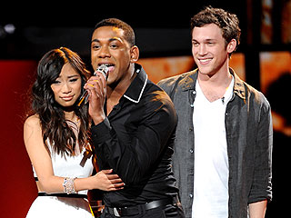 Idol's Joshua Ledet 'Felt Relieved' to Be Eliminated