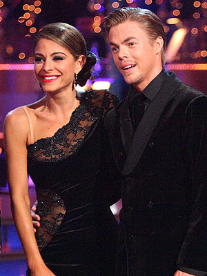 Dancing with the Stars- Maria Menounos, Derek Hough Eliminated from DWTS
