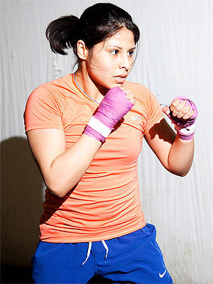 Female Olympic Boxing: Marlen Esparza Will Compete for U.S.A.