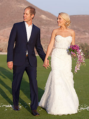 Buffy the Vampire Slayer's Mercedes McNab Marries Mark Henderson; Wedding Photo