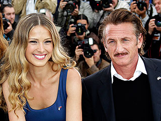 Sean Penn Hosts Star-Studded Benefit in Cannes | Petra Nemcova, Sean Penn