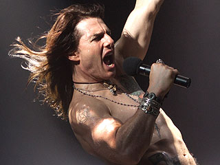 Tom Cruise 'Needed' a Monkey for Rock of Ages | Tom Cruise