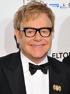 Elton John Not Performing at Prince William's Wedding