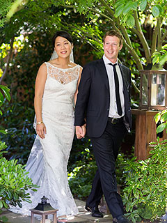 Mark Zuckerberg Gets Married | Mark Zuckerberg