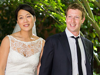 Mark Zuckerberg Gets Married | Mark Zuckerberg