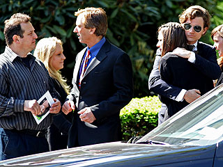 Family and Friends Mourn Mary Kennedy | Robert Kennedy Jr.