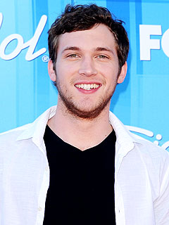 Phillip Phillips: Hope You Didn't Vote for Me Because I'm Cute