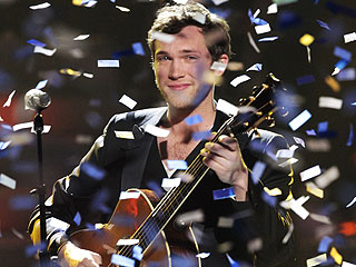 Idol Winner Phillip Phillips Isn't Done Shedding Tears of Joy | Phillip Phillips