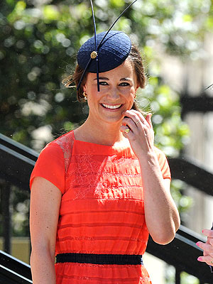 Pippa Middleton Photo at Wedding