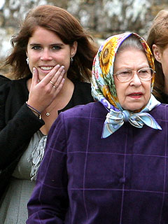 What Queen Elizabeth Is Like as a Grandmother | Princess Eugenie, Queen Elizabeth II