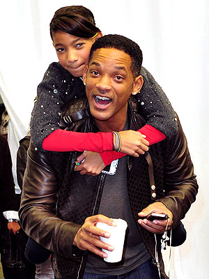 Willow Smith couple