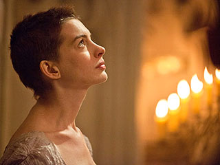 Hear Anne Hathaway Sing in Les Misérables | Anne Hathaway