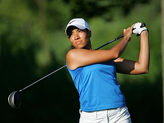 Meet Cheyenne Woods – She Golfs Just Like Uncle Tiger