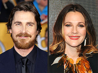 Christian Bale Had a Horror Movie (and Horrible) Date with Drew Barrymore | Christian Bale, Drew Barrymore