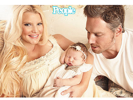 Jessica Simpson's PEOPLE Shoot: Behind the Scenes| Jessica Simpson