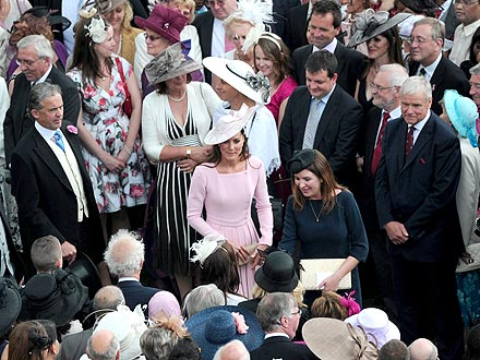 Kate Joins the Queen – and 8,000 Others – for Tea | Kate Middleton