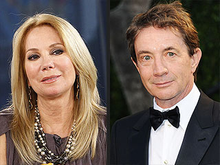 Kathie Lee Mistakenly Asks Martin Short About Dead Wife on Live TV | Kathie Lee Gifford, Martin Short