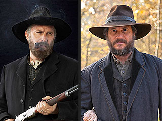 Hatfields & McCoys: Whose Side Are You On? | Bill Paxton, Kevin Costner