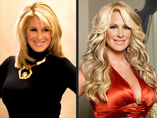 Kim Zolciak Takes Off Her Wig (Finally!) | Kim Zolciak