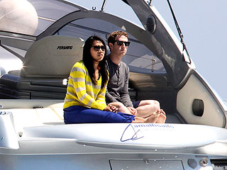 Mark Zuckerberg and Priscilla Chan Take a Honeymoon Boat Ride | Mark Zuckerberg, Priscilla Chan