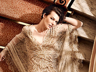 PHOTO: Milla Jovovich's Ultra-Glam Cannes Moment | Milla Jovovich