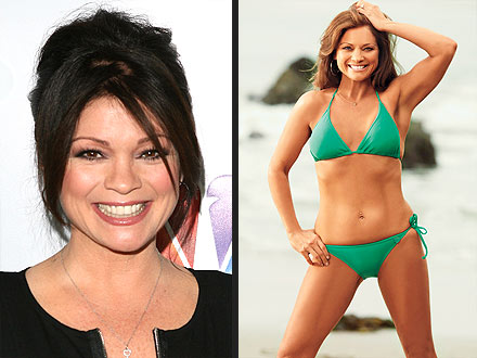 Valerie Bertinelli Wants to Get Back into That Tiny Green Bikini for Summer
