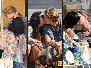 PHOTOS: Vanessa Hudgens's International Kiss-A-Thon | Vanessa Hudgens