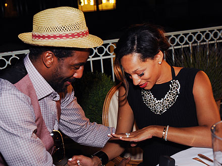 Knicks Star Amar'e Stoudemire Is Engaged