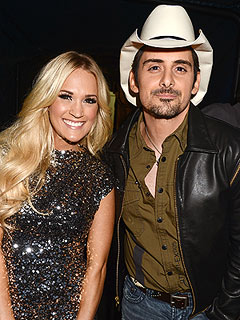 They're Back! Carrie Underwood & Brad Paisley to Host CMA Awards
