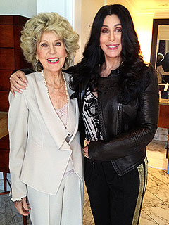 PHOTO: Check Out Cher's Mom!