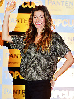 Tiny Bump Alert: Is Gisele Pregnant? | Gisele Bundchen