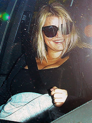 Jessica Simpson Photo After Baby