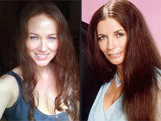 PHOTO: See Jewel as June Carter Cash | Jewel, June Carter Cash