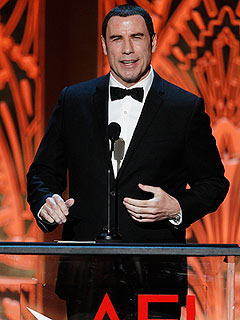 PHOTO: John Travolta's First Public Appearance Since Sex Scandal