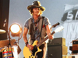 Should Johnny Depp Make Career Move from Movies to Music?