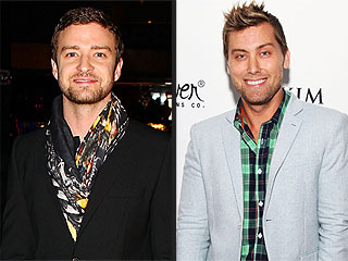 Lance Bass Will 'Probably Cry' at Justin Timberlake's Wedding | Justin Timberlake, Lance Bass