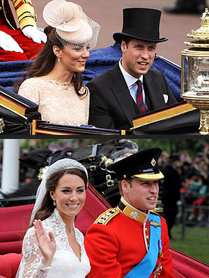 Queen Elizabeth Jubilee: Prince William, Kate Carriage Ride