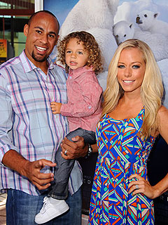 Kendra Wilkinson Helps Her Guys Through Life's Big Changes | Kendra Wilkinson