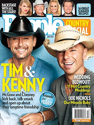 Tim McGraw & Kenny Chesney Look Back on Their 21-Year Friendship | Kenny Chesney, Tim McGraw