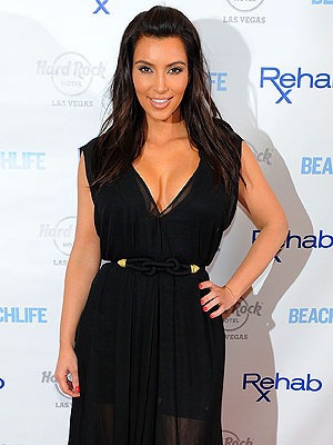Kim Kardashian: Thank Goodness for Spanx