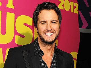 Luke Bryan Tosses Undies into Crowd After CMT Win | Luke Bryan