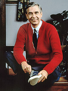Mr. Rogers (Yes, Mr. Rogers!) Gets a Remix
