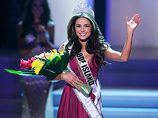 Miss USA 2012 Is Rhode Island's Olivia Culpo