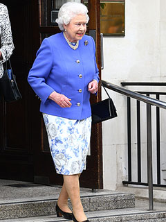 Queen Elizabeth Released from the Hospital | Queen Elizabeth II